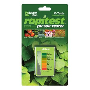 Outdoor Gardening Rapitest pH Soil Tester