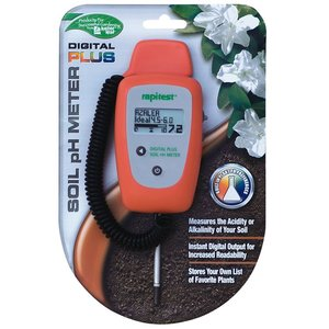 Indoor Gardening Digital Plus Soil PH Meter