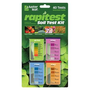 Indoor Gardening Rapitest Soil Test Kit