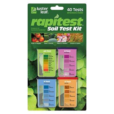Indoor Gardening Rapitest Soil Test Kit