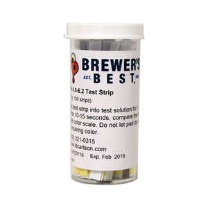 Beer and Wine pH Papers -Beer making Range