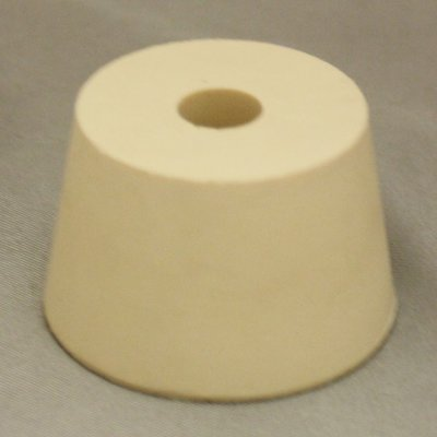 Beer and Wine Drilled Gum Stopper-#7.5