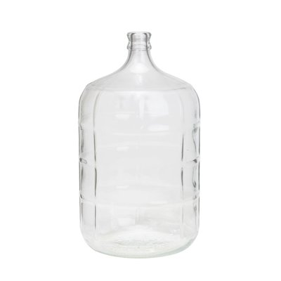 Beer and Wine Glass Carboy-5 Gal