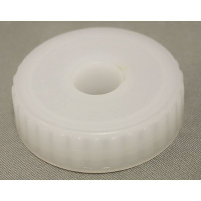Beer and Wine Plastic Fermentation Screw Cap - 38 mm