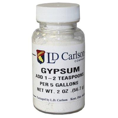 Beer and Wine Gypsum - 2oz