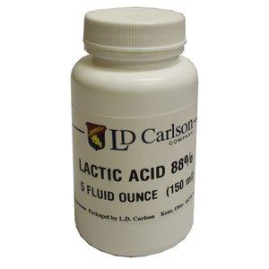 LD Carlson Lactic Acid 88%-5 oz