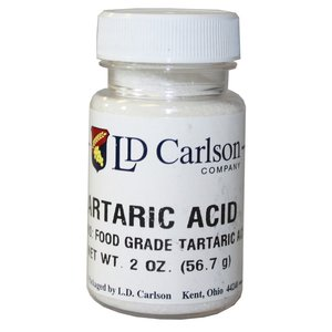 Beer and Wine Tartaric Acid - 2oz