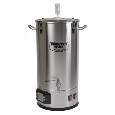 Beer and Wine Brewer's Edge Mash and Boil Electric Brewing System