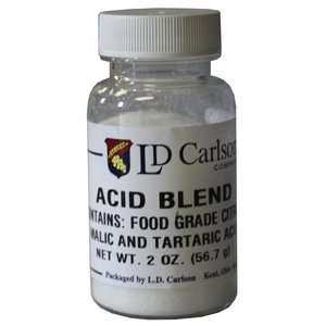 Beer and Wine Acid Blend-2 oz