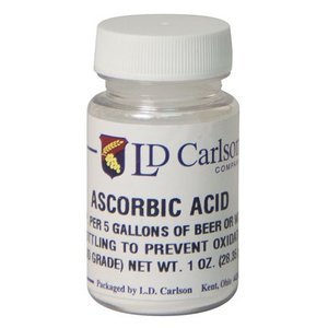 Beer and Wine Ascorbic Acid-1 oz