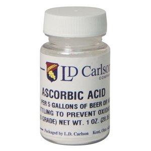 LD Carlson Ascorbic Acid-1 oz