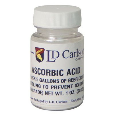 Beer and Wine Ascorbic Acid-1 oz