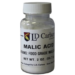 Beer and Wine Malic Acid - 2 oz