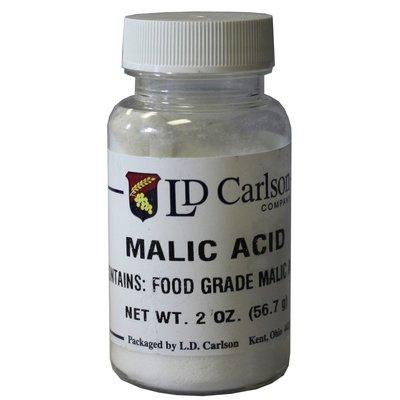 Beer and Wine Malic Acid - 2 oz