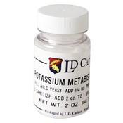 Beer and Wine Potassium Metabisulfite-2 oz