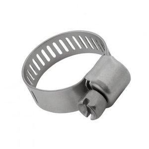 """Foxx Equipment Hose Clamps;1/8""""-1/2"""""""