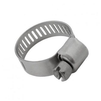 "Beer and Wine Hose Clamps;1/8""-1/2"""