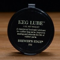 Beer and Wine Keg Lube - 1 oz