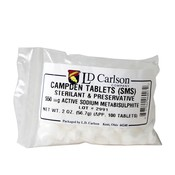 Beer and Wine Sodium Campden Tablets