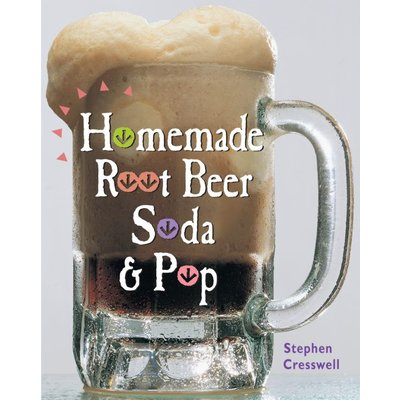 Beer and Wine Homemade Root Beer, Soda, & Pop