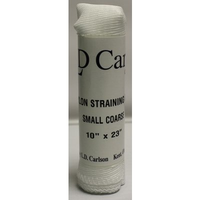 LD Carlson Nylon Straining Bag-Small, Coarse