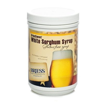 Beer and Wine Briess White Sorghum LME; 3.3 lbs