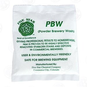 Beer and Wine Powdered Brewery Wash (PBW) - 2 oz