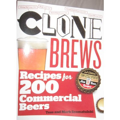 Beer and Wine Clone Brews