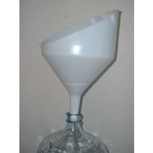 LD Carlson Nylon Funnel-No Splash; 10""