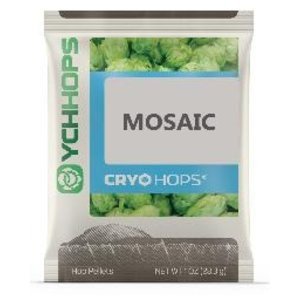 Beer and Wine Cryo LupuLN2® Mosaic Pellets - 1 oz