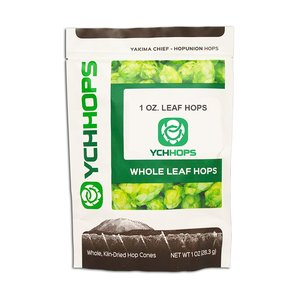 Beer and Wine Cascade Hops-Whole Leaf