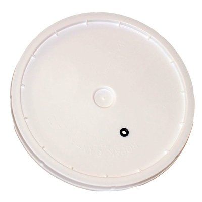 Beer and Wine 2 Gallon Bucket Lid (grommeted)