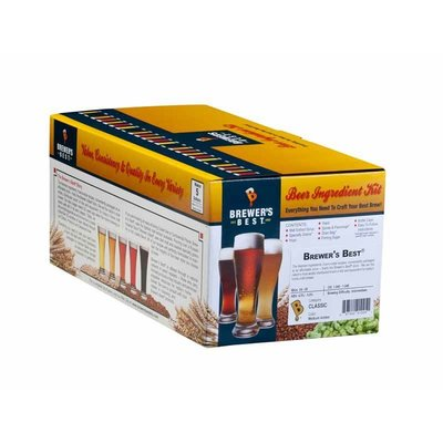 Brewer's Best Belgian Saison Beer Kit