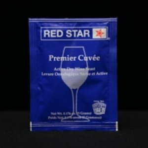 Red Star Red Star Premier Cuvee Wine Yeast - 5 g