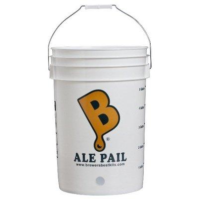 Brewer's Best Ale Pail Bottling Bucket- 6.5 Gallon
