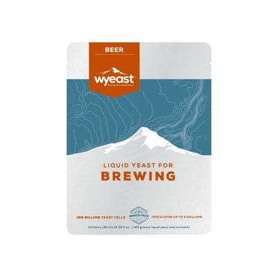 Beer and Wine Wyeast Bohemian Lager 2124