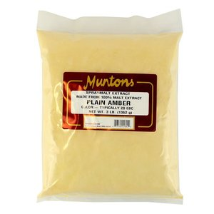 Munton's Muntons Plain Amber DME; 3 lb