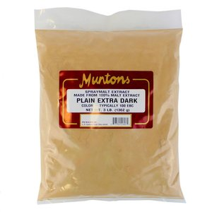 Munton's Muntons Extra Dark DME; 3 lbs