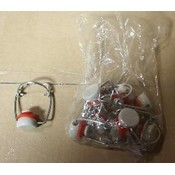 Beer and Wine Replacement Swing Top Assembly - Single