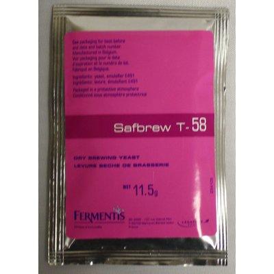 Fermentis Safbrew T-58-Ale Yeast
