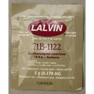Beer and Wine Lalvin 71B-1122