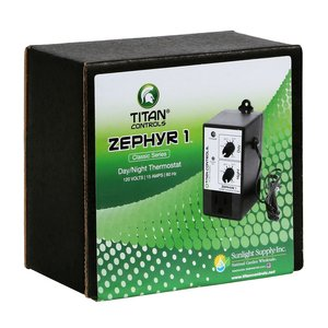 Titan Controls Titan Zephyr 1 Day/Night Temp Controller