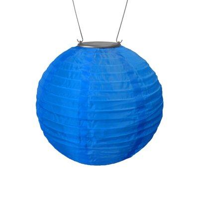 Home and Garden Soji Solar Lantern - Blue