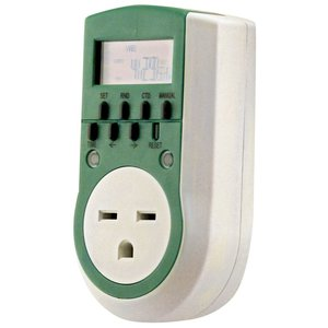 Indoor Gardening Titan Apollo 11- 240 Volt Digital Timer