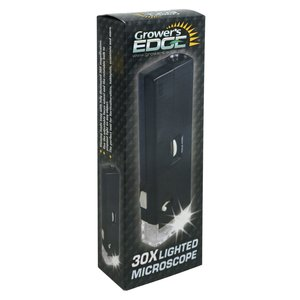 Grower's Edge EcoPlus lighted microscope-EcoPlus-30x