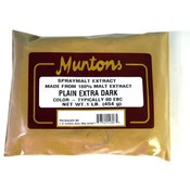 Beer and Wine Muntons Extra Dark DME; 1 lb