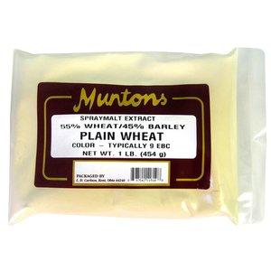 Munton's Muntons Plain Wheat DME; 1 lb