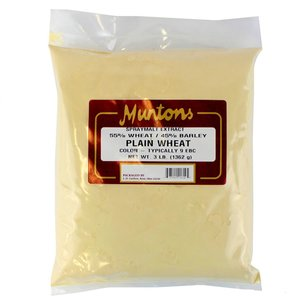 Munton's Muntons Plain Wheat DME, 3 lbs