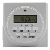 Indoor Gardening Titan Apollo 9- Two Outlet Digital Timer