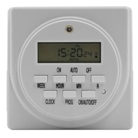Titan Controls Titan Apollo 9 - Two Outlet Digital Timer